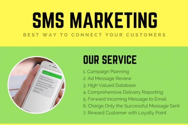 SMS Marketing Service in Cambodia