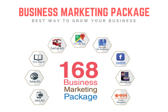 168 Business Marketing Package